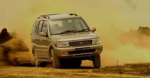 Tata Safari Ad Featured