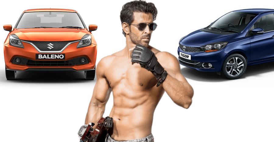 Tata Tigor compact sedan now CHEAPER than the Maruti Baleno hatchback