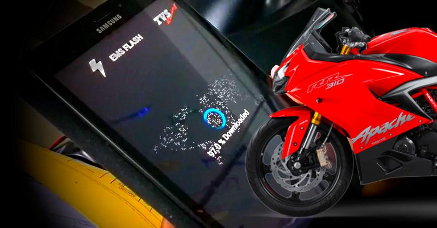 TVS Apache RR 310 after the upgrade: Owner lists improvements [Video]