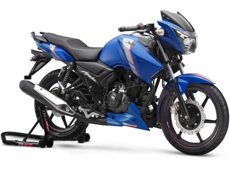Tvs Apache Rtr 160 Abs 1