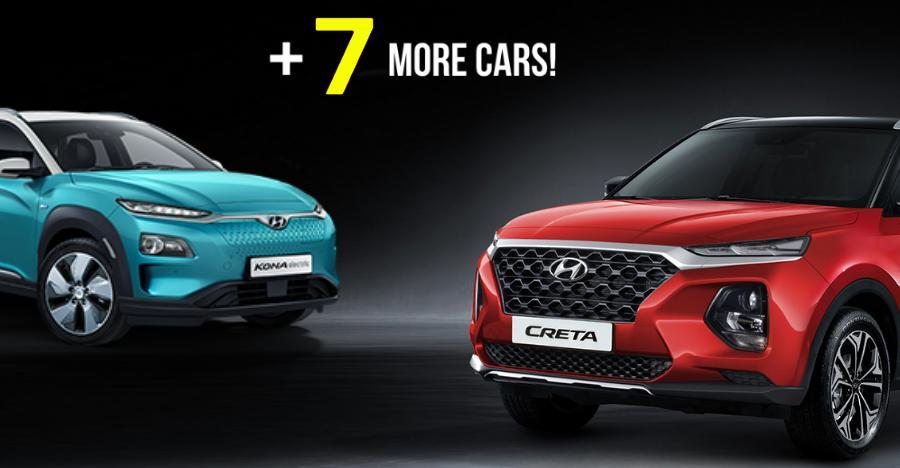 9 Upcoming Hyundai Cars in India: Grand i10 to all new Creta 7-seater