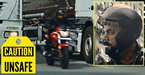 Virat Kohli Hero Xtreme Ad Featured