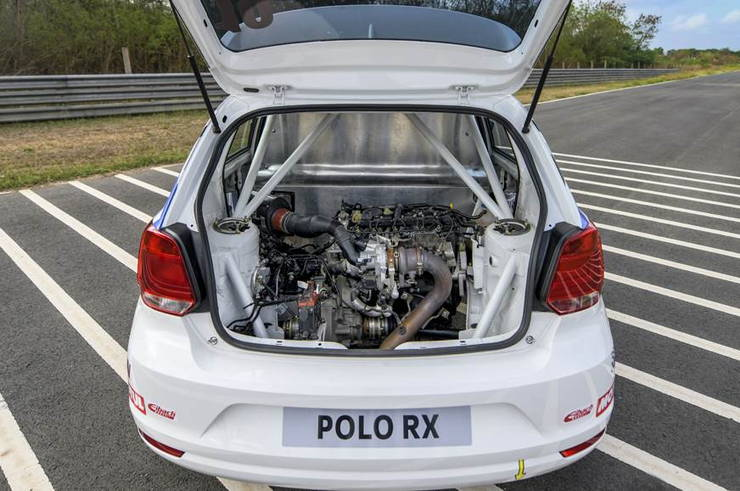 Volkswagen Polo Rx Engine