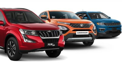 Xuv Harrier Compass Sales Featured