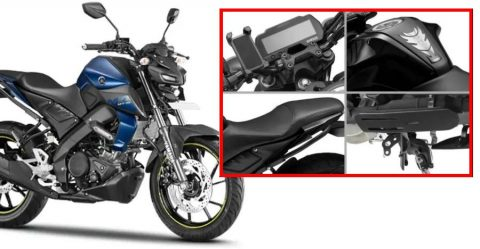 Yamaha Mt15 Accessories Featured