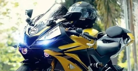 Yamaha R15 V3 Modified Featured