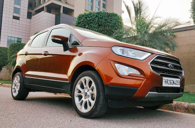 1ford Ecosport Long Term Experience