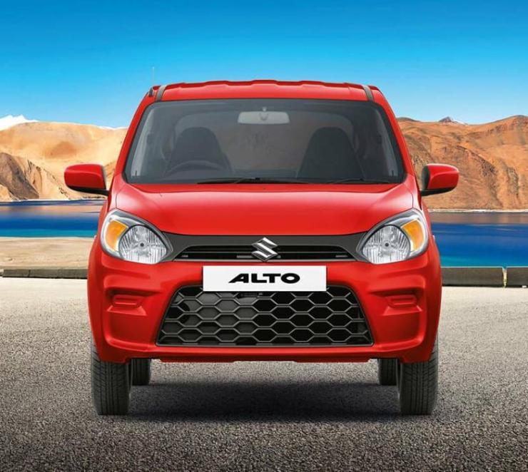 2019 Maruti Suzuki Alto 800 1