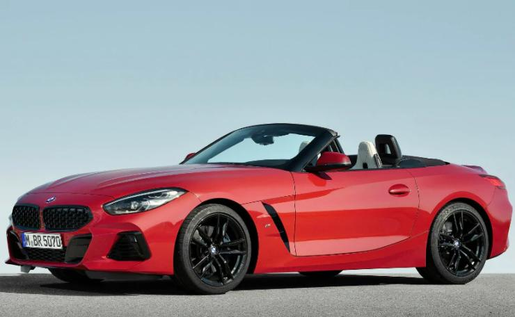 All New 2019 Bmw Z4 Convertible Sportscar Launched In India