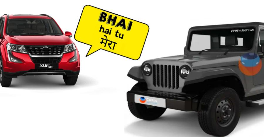 2020 Mahindra Thar 10 Things Featured