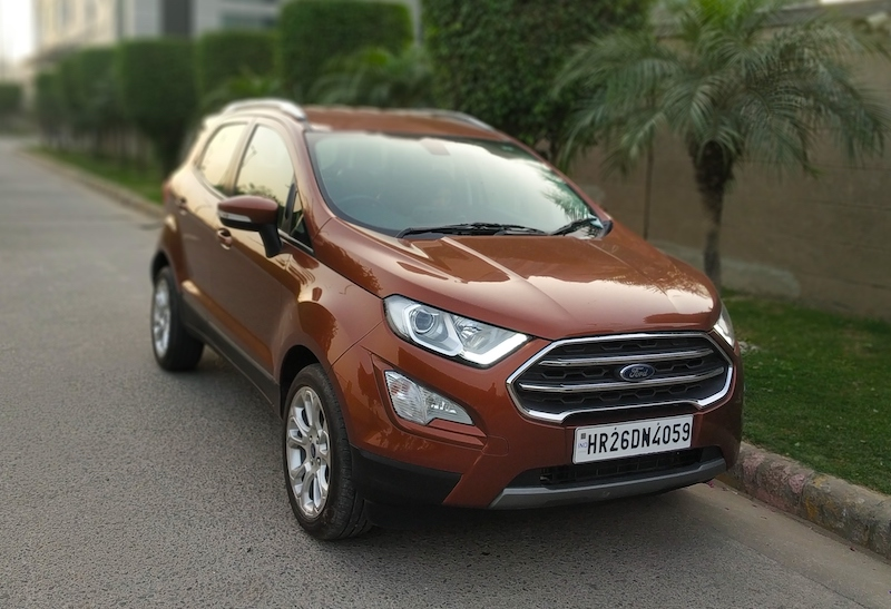 3ford Ecosport Long Term Experience