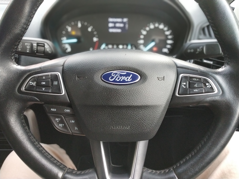 4ford Ecosport Long Term Experience