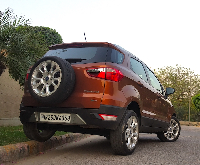 6ford Ecosport Long Term Experience