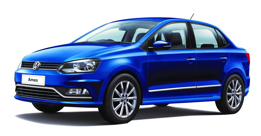 Volkswagen Ameo Corporate Edition launched in India: Maruti Dzire rival