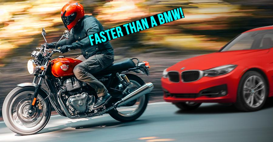 10 affordable motorcycles FASTER than a BMW 3-Series: TVS Apache RR310 to Royal Enfield 650 twins