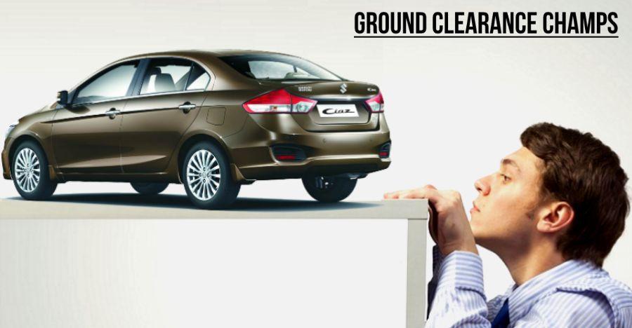 6 sedans with SUV-like ground clearance: Maruti Ciaz to Toyota Corolla Altis