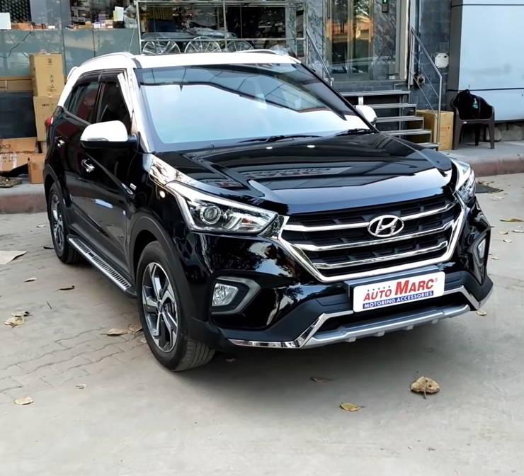 Hyundai Creta Mod