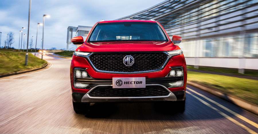 Mg Hector Officially Revealed To Offer Many More Features Than Tata