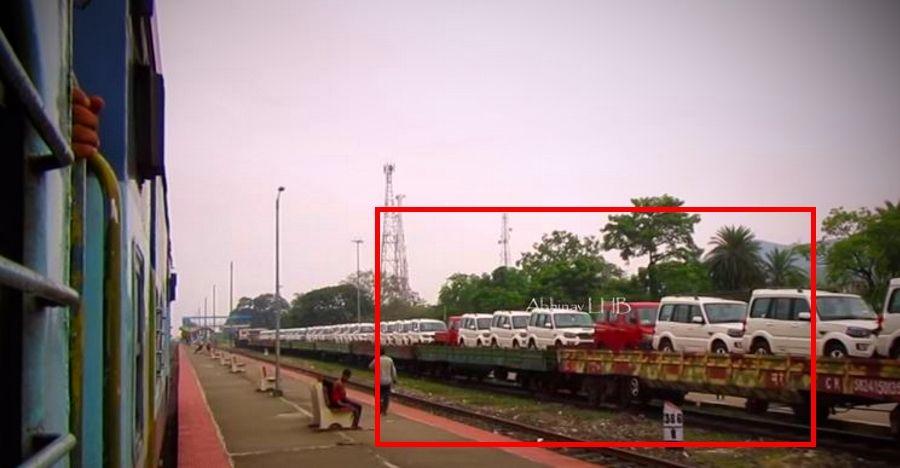 What are these Mahindra Scorpio SUVs doing on a train? We explain!