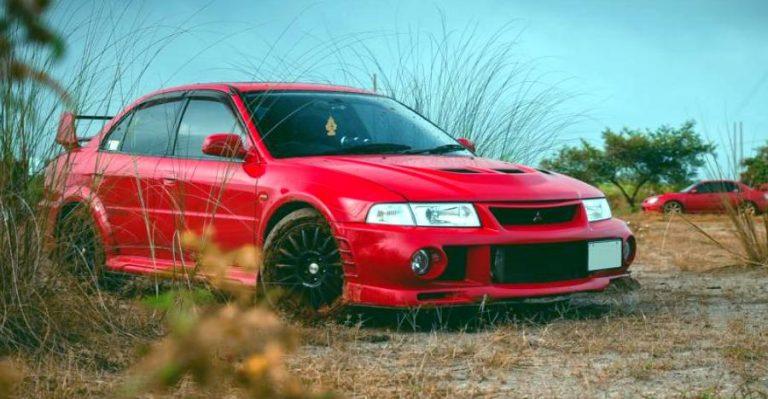 Mitsubishi Lancer Modified Featured