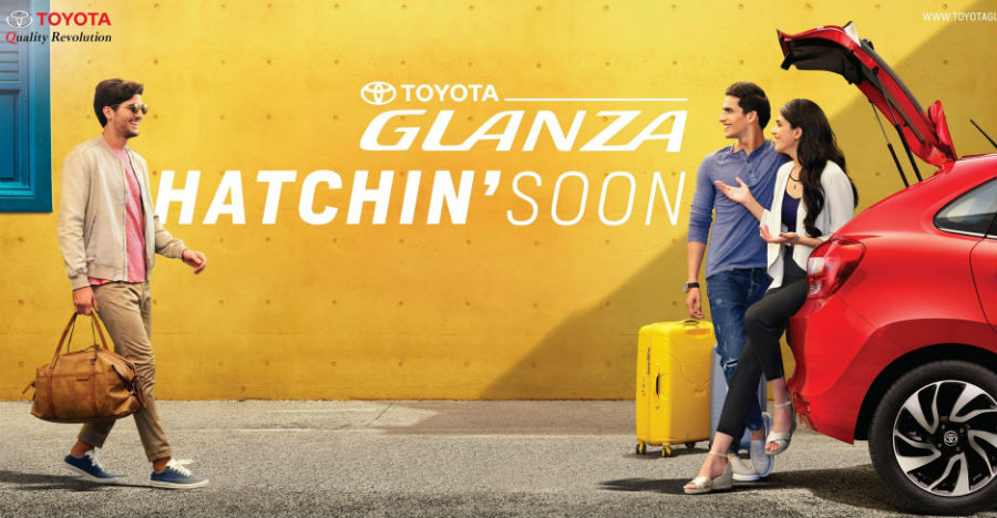 Toyota Glanza (re-badged Maruti Baleno) premium hatchback: First video teaser out