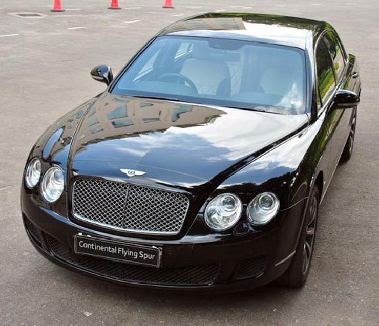 The Osbournes New Bentley Flying Spur: Indian Cricket Captain Virat Kohli's Second Bentley Is A