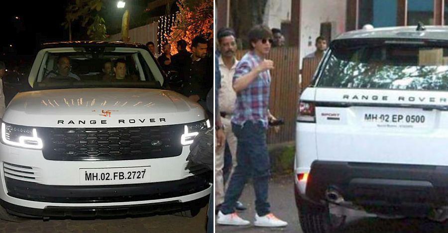 Bollywood's latest Range Rover owners: Sanjay Dutt to Katrina Kaif