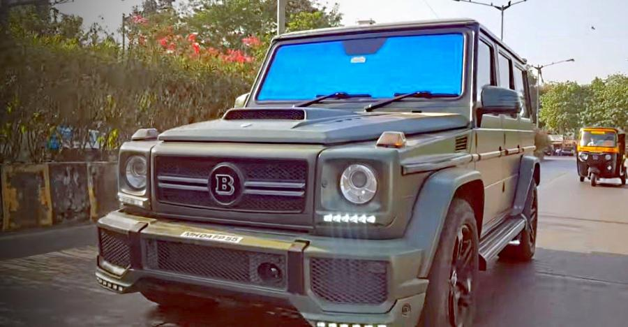 Brabus G Wagen Review Featured