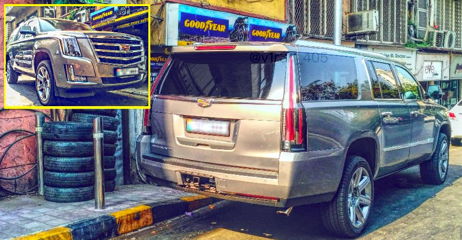 Cadillac Escalade Roadside Tyre Change Featured