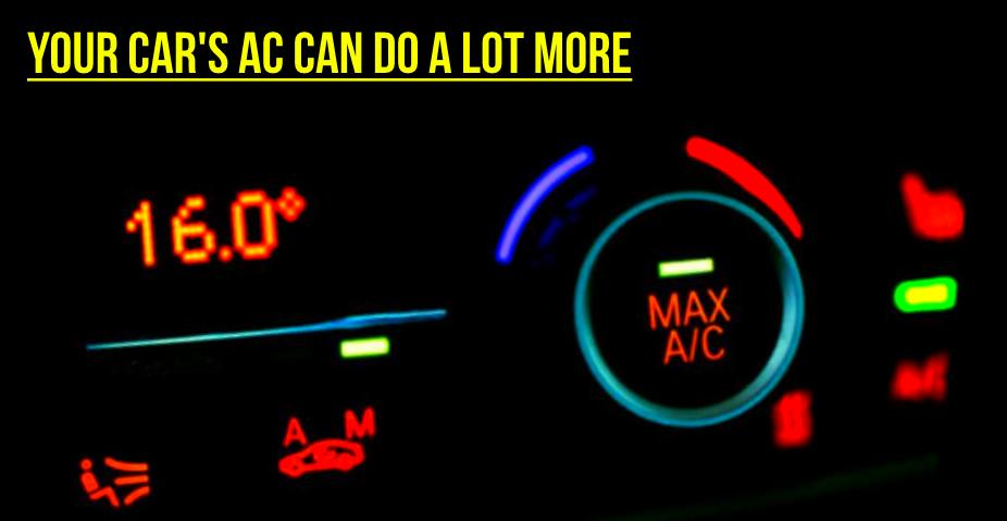 5 simple ways to make your car's AC hyper effective!