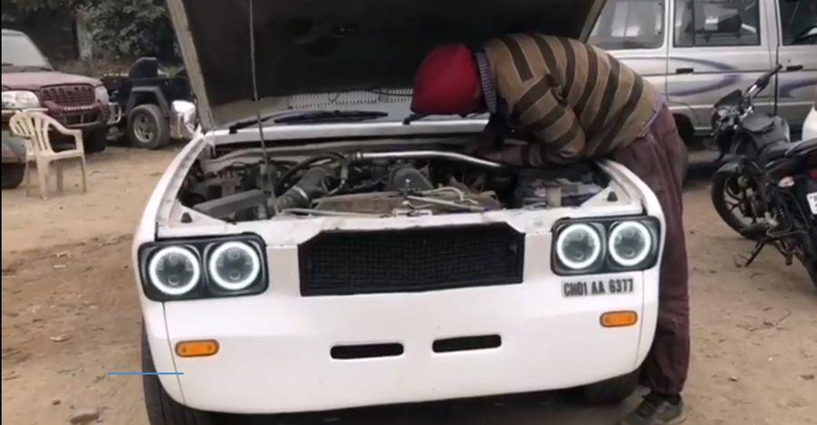This Hindustan Contessa runs on Toyota Innova power [Video]