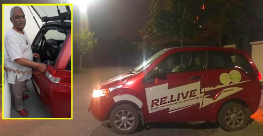 Mahindra E2O electric car owner clocks 1 lakh Km: Spends only Rs 85,000 for electricity & maintenance [Video]