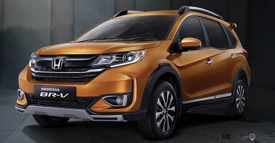 Hyundai Creta-challenging Honda BR-V gets a FACELIFT