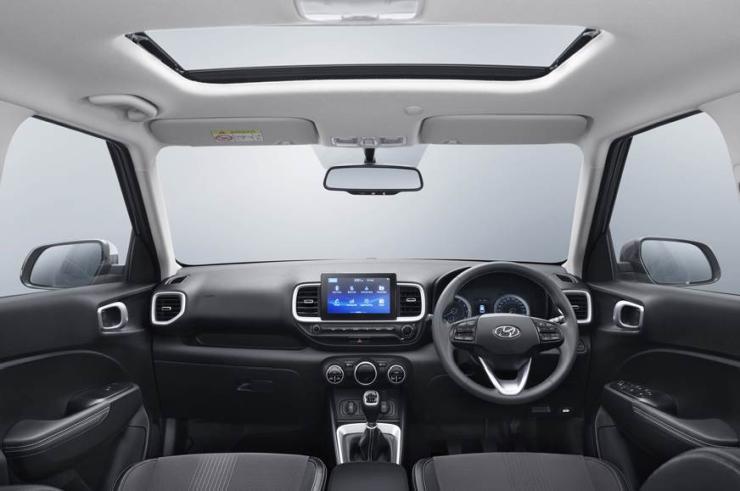 Hyundai Venue Compact Suv 1