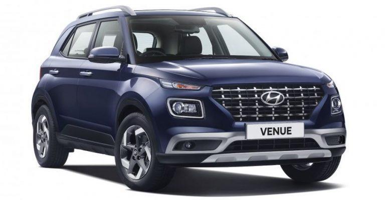 Hyundai Venue Compact Suv Featured 1