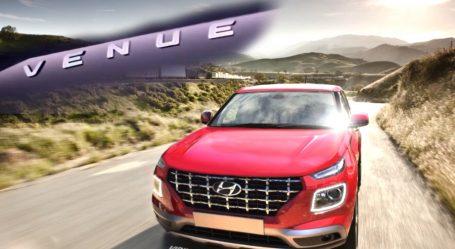 Hyundai Venue Fb