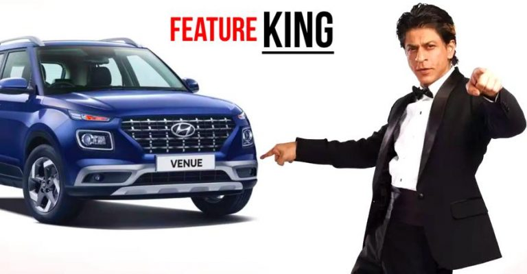 Hyundai Venue Features Featured