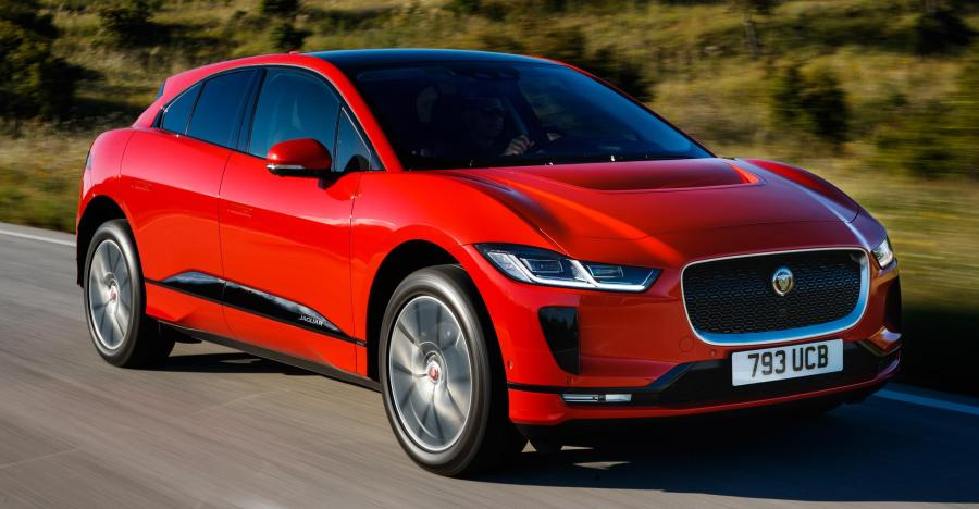 Jaguar Ipace Featured