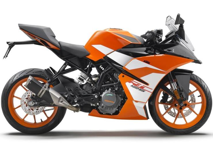 Thanks to Duke 125's success, KTM RC125 to soon be launched