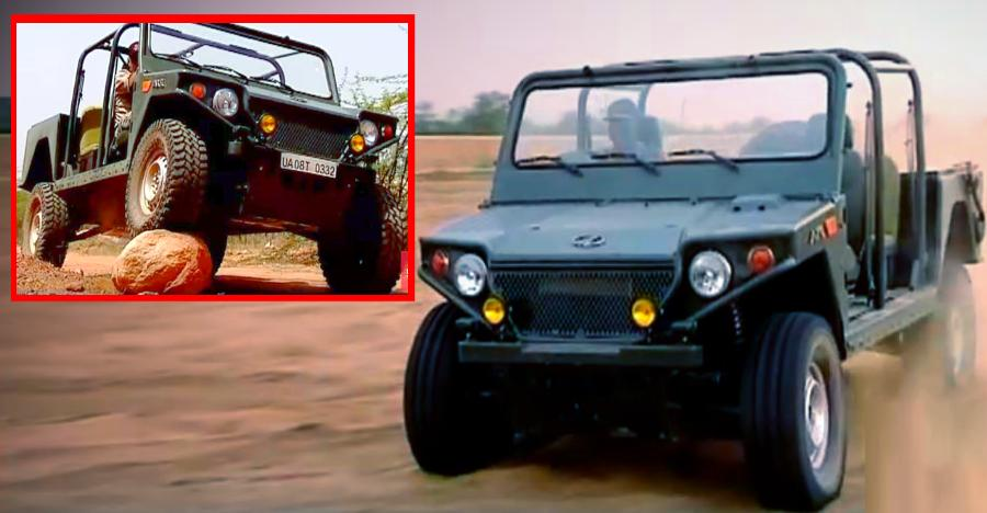 Watch rare footage of the Mahindra Axe in action [Video]