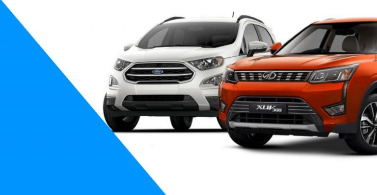 Mahindra Xuv300 Ford Ecosport Sales Featured