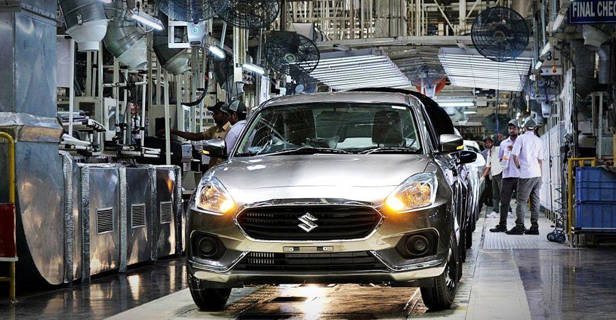 Maruti Suzuki cuts car production by nearly 21 %