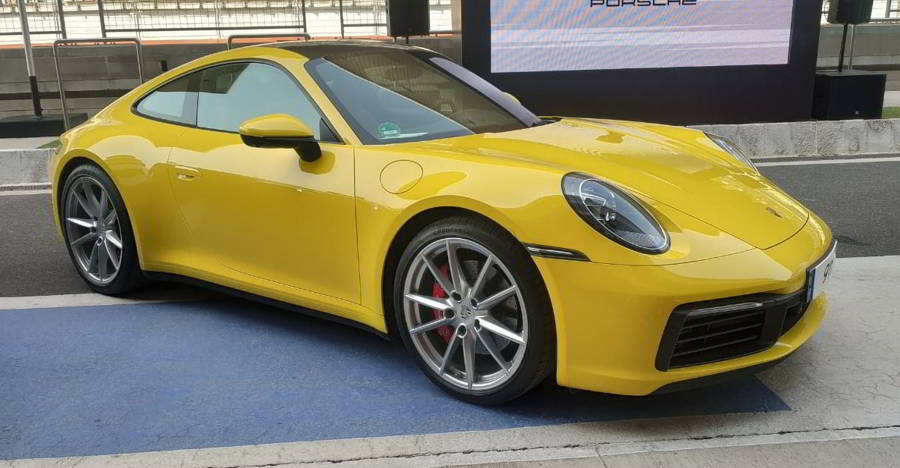 All-new Porsche 911 (992) supercar launched in India: Starts from Rs. 1.82 cr