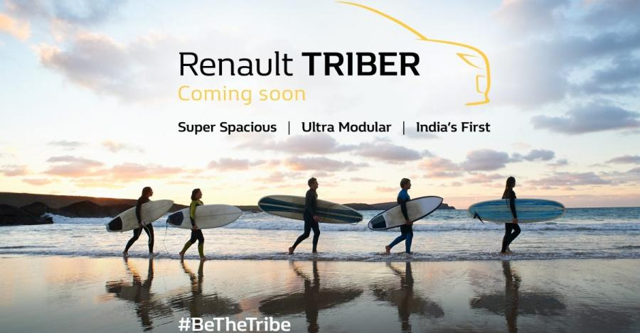 Renault Triber Mpv Teaser Featured
