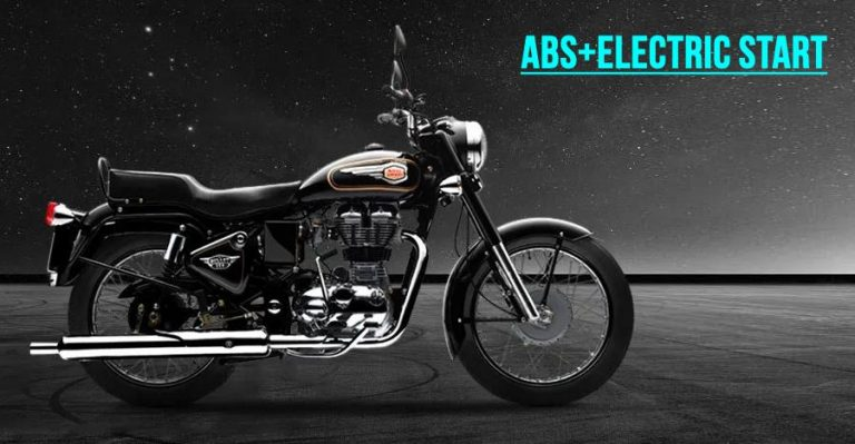 Royal Enfield Bullet 350 Abs Es Featured