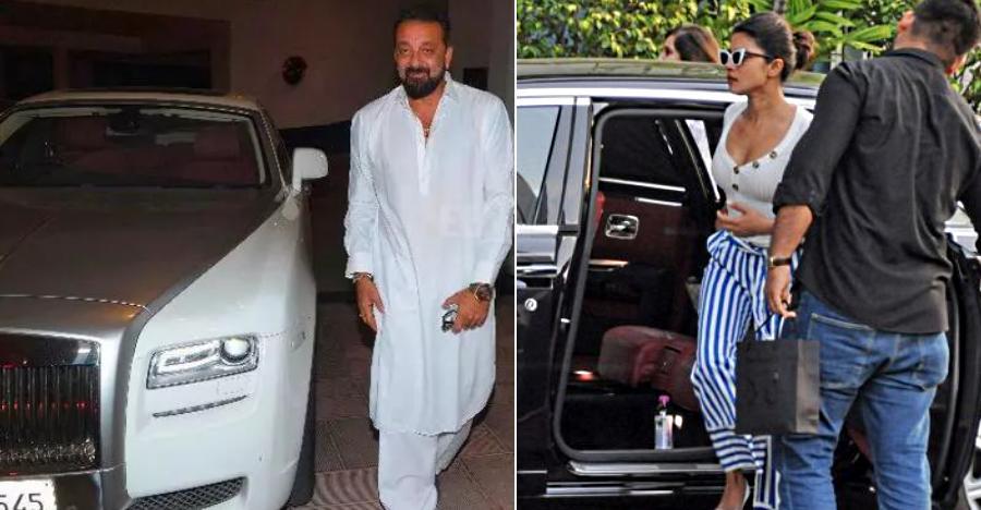 Sanjay Dutt Priyanka Chopra Rolls Royce Featured