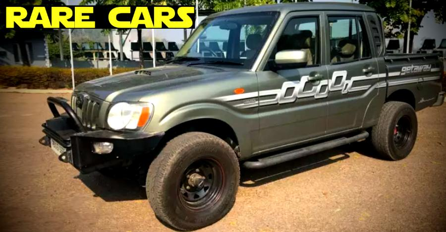 Rare cars that you can actually buy new: Mahindra Scorpio Getaway to Force Gurkha Expedition