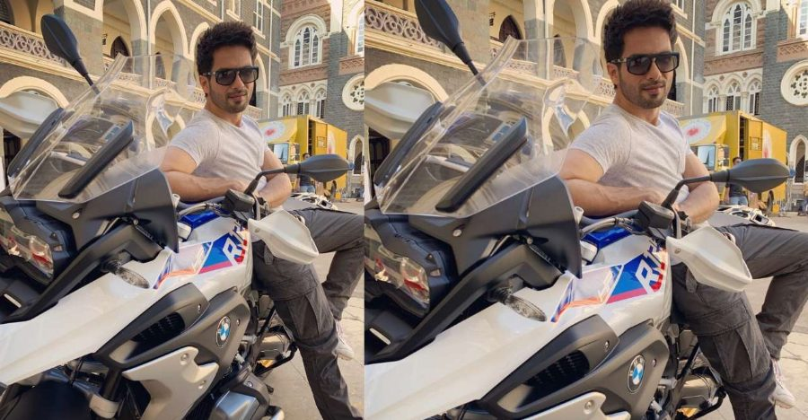 Shahid Kapoor Bmw Gs 1250r Featured
