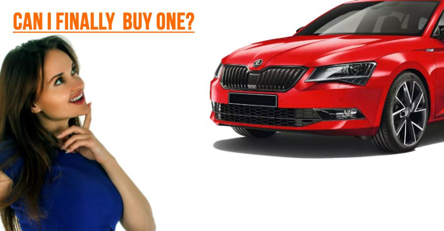 Buy a Superb for Rs. 24 lakhs: Skoda will buy it back from you for Rs. 13.67 lakhs after 3 years!