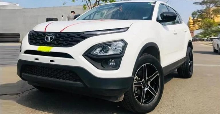 Tata Harrier 18 Inch Alloy Wheels Featured
